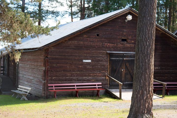 Loge Rätans Hembygdsgård