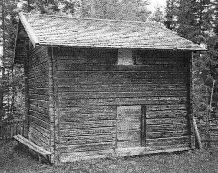 Socken-magasinet Rätans Hembygdsgård